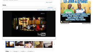 Evri Jay-Z media page