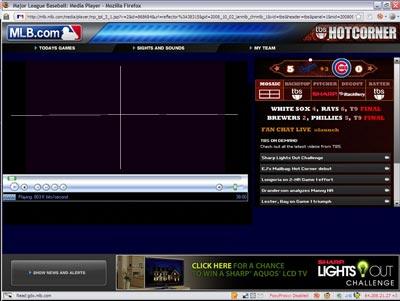 MLB Game Online